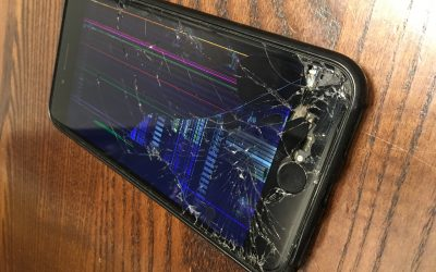 Royal Oak Cracked iPhone Screen Repair