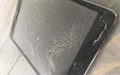 Cracked iPad Screen Repair in Detroit