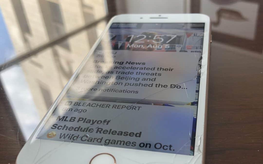 Cracked iPhone Repair in Detroit